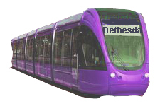 purple light rail